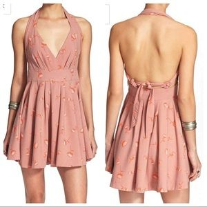 Free People Mini's For You Printed Dress, 6
